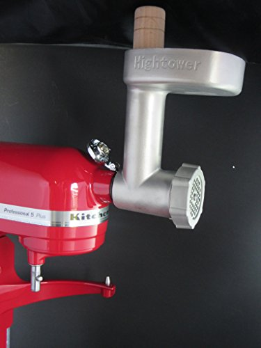 Heavy Duty Stainless Meat Grinder for Kitchenaid Mixer Priority Shipping