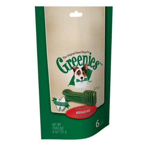 Greenies Half Pack Regular 6 Count