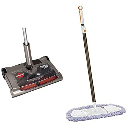 Easy Sweep Cordless Floor Carpet Sweeper 15d1a Carpet
