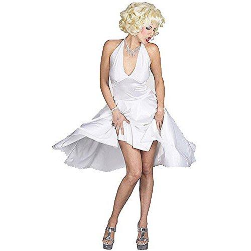 Classic Marilyn Monroe Costume Medium 10-12
