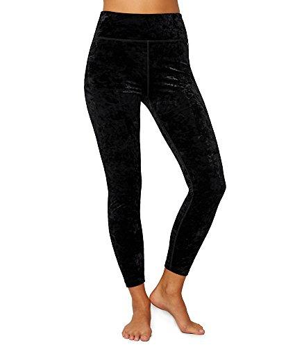 Velour Fashion Leggings - 4