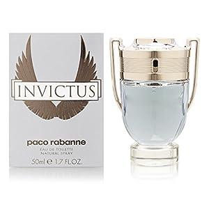 Paco Rabanne Invictus Eau de Toilette Spray for Men, 1.7 Ounce