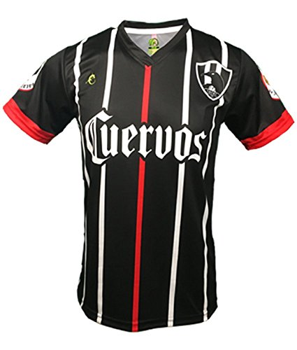 Geko Sports Cuervos 3rd Jersey (Away/Visita, Adult ()