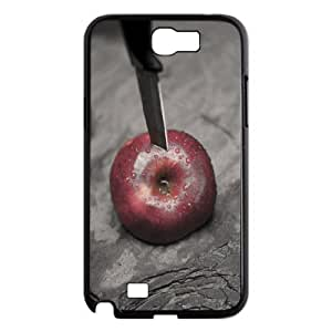 Samsung Galaxy Note 2 N7100 The Poison Apple Phone Back Case Customized Art Print Design Hard Shell Protection MN061393