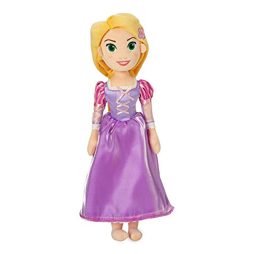 Plush Doll Small (Disney Rapunzel Plush Doll - Tangled - Medium - 17 Inch No Color)