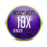 Bosu Balance Trainer, 65cm - Purple/Lime Green