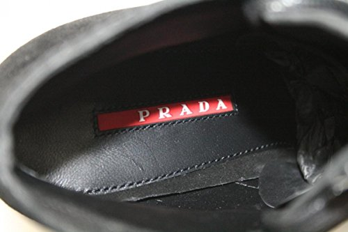 Prada Women's Boot 3TZ037 Leather Half wqPUBTXq