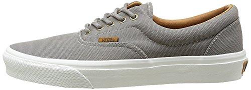 Vans - Zapatillas de Deporte de Lona Unisex adulto gris