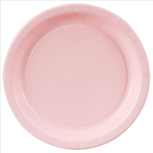 16 Count Dinner Plates, 9-Inch, Light - 9