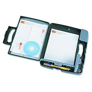 Amazon.com: Officemate - Estuche de almacenamiento portátil ...