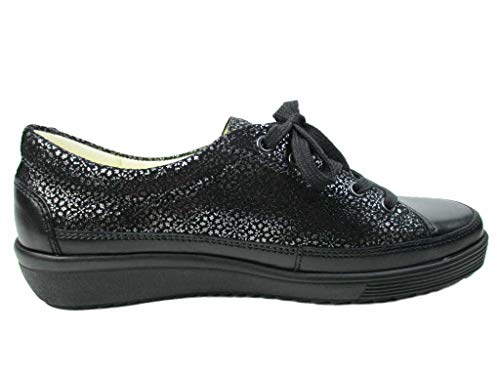 Noir Lacets Femme Christian Ville Dietz De À Chaussures w0xnCHqAB