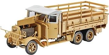 Revell 03098 - Maqueta de camioneta Henschel 33D1 (Escala 1:35)