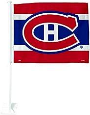 NHL 2-Sided Car Flag - Vehicle Décor Flag - Premium Window Car Flag - Auto Accessories for Car & Trucks -