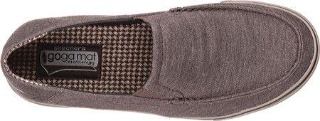 Skechers Schuhe 53748/BRN Herrenslipper Gr.44,5