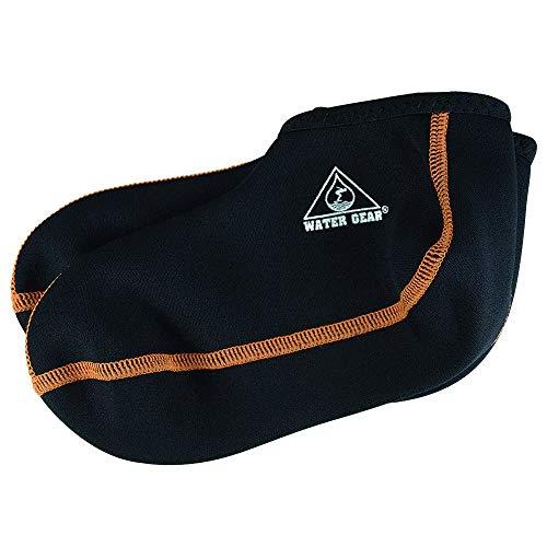 Water Gear Fin Socks, XX-Small (Orange - Water Swim Fins Gear