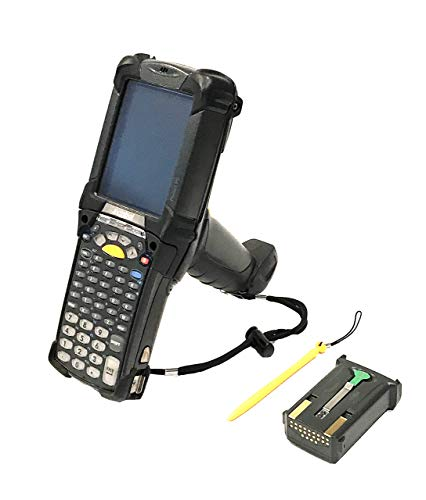 Symbol Motorola MC9190-GJ0SWEYA6WR Lorax 1D Windows CE 6.0 Barcode Scanner (Renewed)