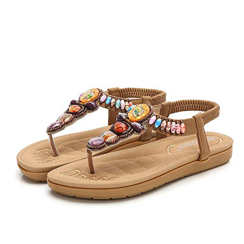 KCatsy New Bohemian Sandals for Summer 2028