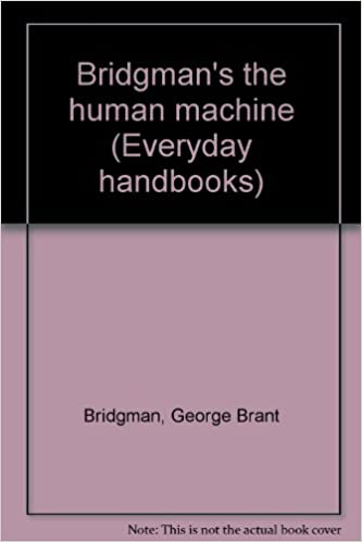 Bridgman Human Machine Ebook Download