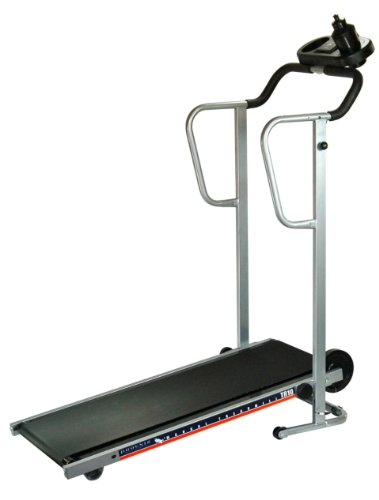 PHOENIX VITAL LIFE Manual Treadmill for Running