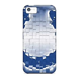 TlZ831QKyB MikeEvanavas Awesome Cases Covers Compatible With Iphone 5c - Indianapolis Colts