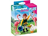 PLAYMOBIL Zookeeper with Exotic Birds