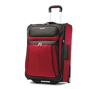 Samsonite Luggage Aspire Sport Upright 29 Expandable Bag, Red/Black, 29 Inch