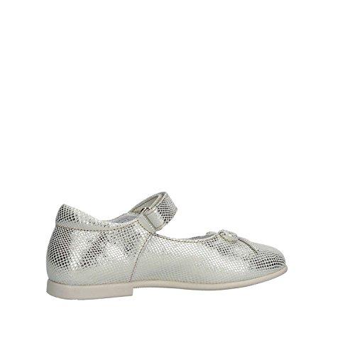 Naturino Mädchen Ballerinas Silber