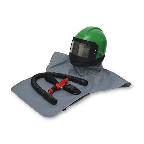 Allegro Industries NV20‐00H Nova 2000 Helmet with Nylon Cape, Breathing Tube and Heater, High Pressure