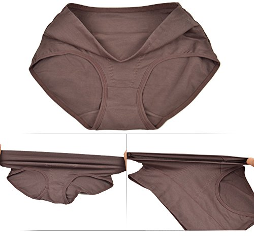 Sisann - Culottes - para mujer marrón claro