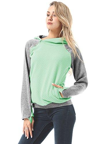 Review Women Fashion Hoodies Sweatshirts