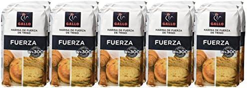 Pastas Gallo - Harina De Fuerza Paquete 1000 g - [Pack de 10 ...