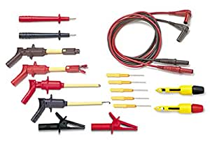 Pomona 6530 Deluxe Automotive Test Lead Kit Automotive