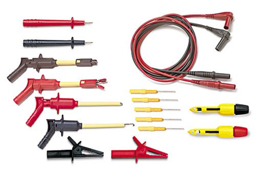 Pomona 6530 Deluxe Automotive Test Lead Kit ()