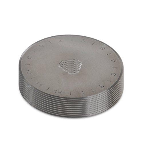 10pcs 45mm En Acier Rotatif Sharp Cutter Recharge Lames À Coudre Quilting Pour Olfa Fiskars