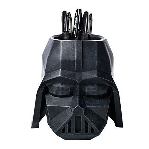 HEYFAIR Creative Star Wars Character Pen Pencil Holder Desk Organizer