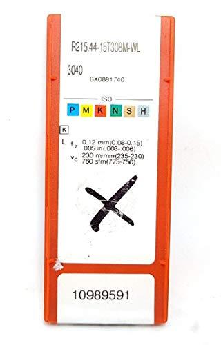 Sandvik R215.44-15T308M-WL Hartmetalleinsätze 3040 Frässpitzen *Angebot #SA2
