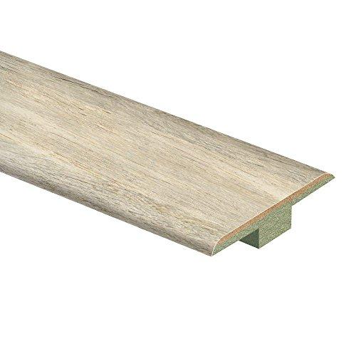 - Zamma Maui Whitewashed Oak 7/16 in. Thick x 1-3/4 in. Wide x 72 in. Length Laminate T-Molding