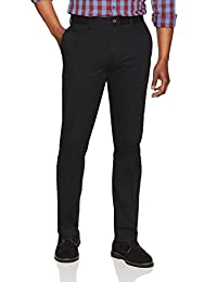 Amazon Essentials mens standard Slim-fit Wrinkle-resistant Flat-front Chino Pant