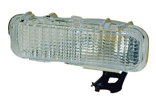 Driver Side Replacement Bumper Signal Light