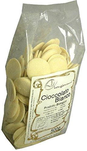 Chocolate blanco (cobertura) 500 g BIO: Amazon.es: Alimentación y bebidas