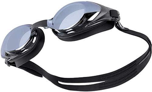 A Erwachsene Kinder Schwimmen Sportausrüstung Schutzbrille Hd Wasserdichter Antibeschlag für Männer und Frauen