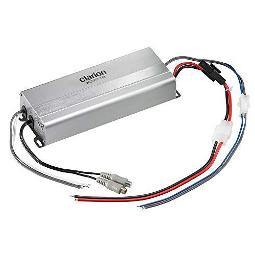 Clarion Xc2110 1-Channel Class D Mono Amplifier
