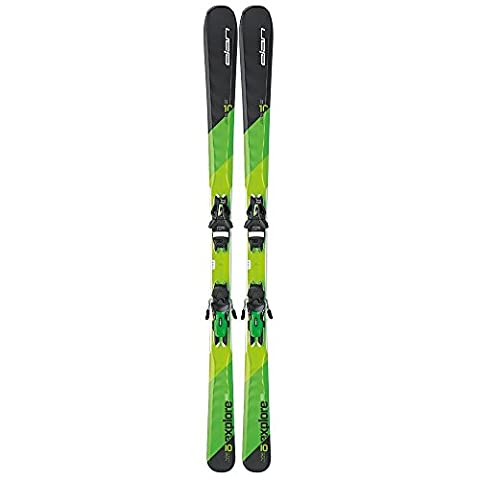 Elan Explore 10 Ti Ski System with Bindings Mens (Elan Explore)