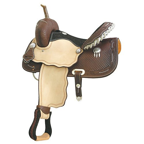 Billy Cook Saddlery Feather III Saddle 14