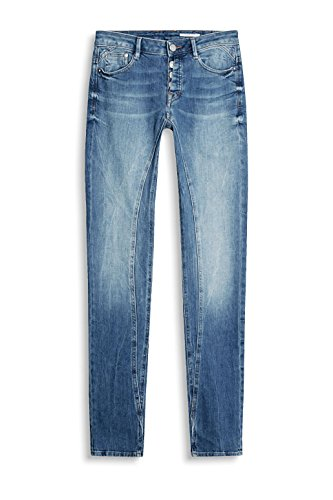 Jeans By 037cc1b015 Mujer Azul blue 902 Wash Medium Edc Esprit Ctdqwxq6