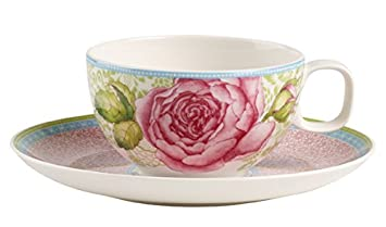 Villeroy Boch Rose Cottage Tee Set 2 Teilig Premium Porzellan