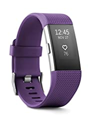 -PurePulse continuous, automatic wrist-based heart rate tracking to better measure calorie burn all day-Maximize your workouts using simplified heart rate zones (Fat Burn, Cardio and Peak)-See call, text & calendar notifications on the OL...
