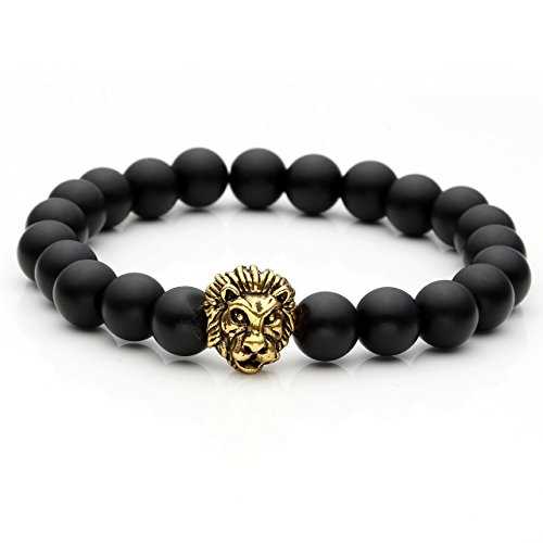 rose bracelet gentleman product exclusive black wbracelet jewellery ii the gold beaded bracelets rosegold jewelry