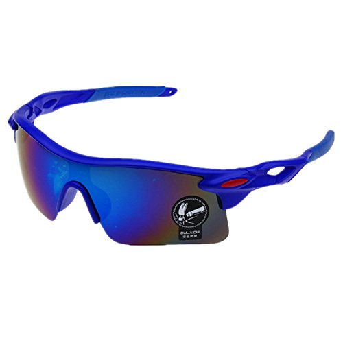 HUASHI Nameunisex-adult¡¯s Sunglasses Sports To Run Cool Outdoor Riding Glasses Sport Mirrors Color - Run Sunglasses The Color