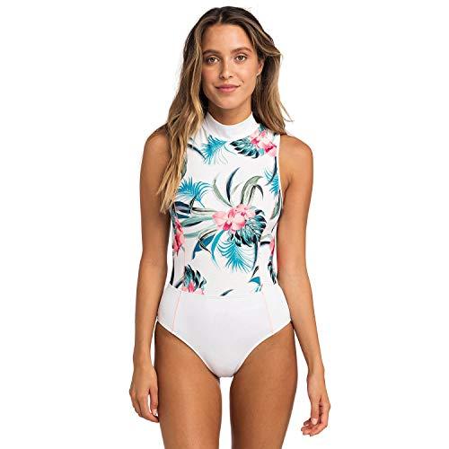 Rip Curl Mirage Cloudbreak Essentials Swimsuit Medium White